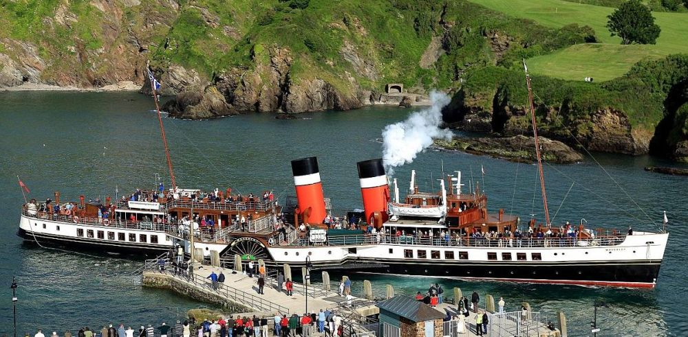 Waverley at Ilfracombe