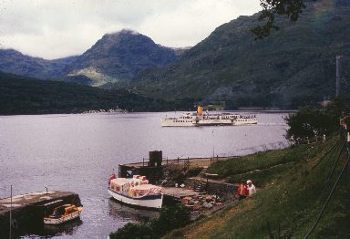 Maid of the Loch leaving Inversnaid s.jpg